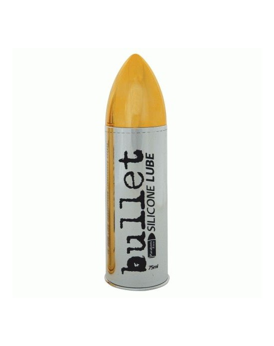 Bullet Silicone Lube, 75ml