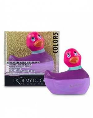 Pato Vibrador Colors [Purpura]