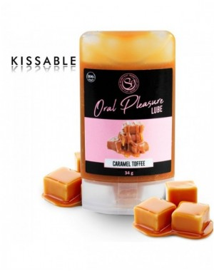 Lubricante Comestible [Caramelo Toffee] [34g]
